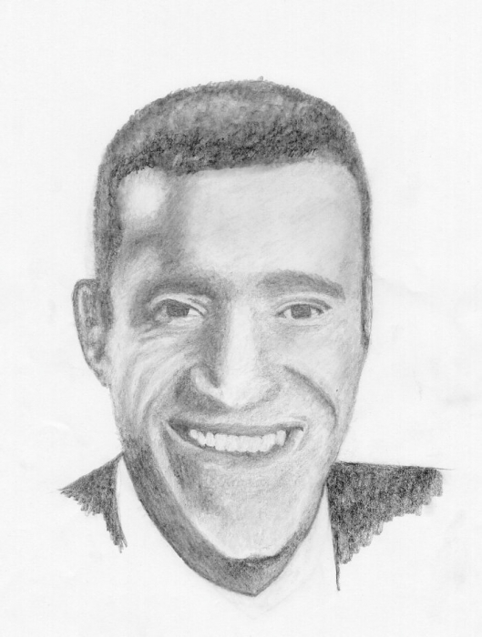 Sammy Davis Jr. by JimmyE